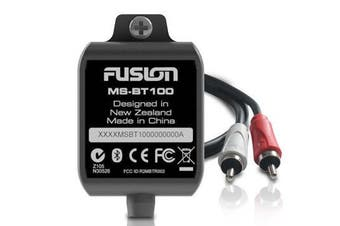 Fusion MS-BT100 Marine Stereo Bluetooth Module