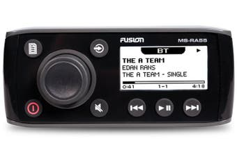 Fusion MS-RA55 Compact Marine Stereo Bluetooth Audio Streaming