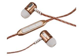 Altec Lansing In-Ear Metal Bluetooth Earphones Rose Gold