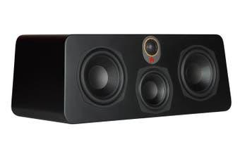 "Aperion Novus 5.25"" 3-Way Center Channel Speaker 1"" German Slik Dome"