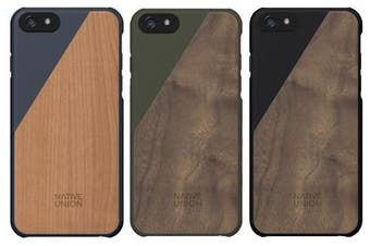 Native Union CLIC Wooden Case For iPhone 6/6s - Black