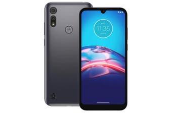 Motorola Moto E6S Dual Sim 4G 32GB 2GB Meteor Grey Smart Phone