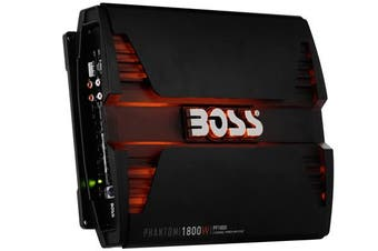 Boss Audio PF1800 4-Channel 1800W Amplifier