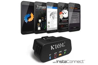 PLX KIWI 3 Bluetooth OBDII Diagnostic Scan Tool For Android iOS