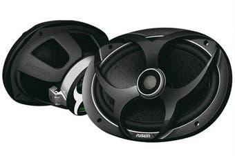 """Fusion PP-FR6920 6x9"""" Full Range Speakers"""