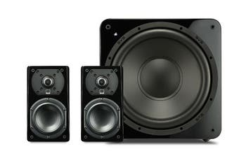 SVS Prime Satellite 2.1 Speaker System (Piano Gloss)