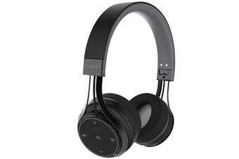 BlueAnt Pump Soul On-Ear Wireless Headphones - Black