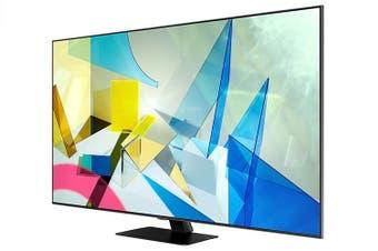 "Samsung QA55Q80TAWXXY - 55"" Q80T QLED 4K UHD HDR Smart TV - 200Hz"