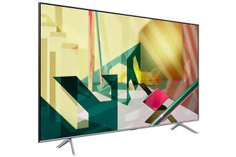 "Samsung QA85Q70TAWXXY - 85"" Q70T QLED 4K Smart TV - 200Hz"