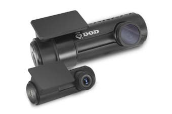 DOD RC500S-2CH Dashcam with GPS