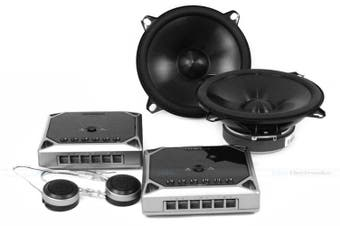 """Infinity REF-5020CX Reference 5.25"""" Component Speaker System"""