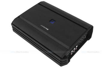 Alpine S-A55V 5-Channels 60W RMS X 4 + 300W RMS X 1 Car Amplifier