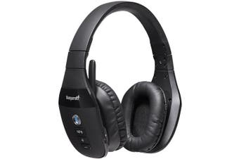 Jabra Blueparrott S450-Xt Stereo Bluetooth Headphones W/ Microphone