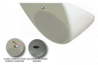"""Studio Acoustics SAO100W 6"""" 80W indoor / outdoor wall mount / ceiling mount home theatre speaker"""