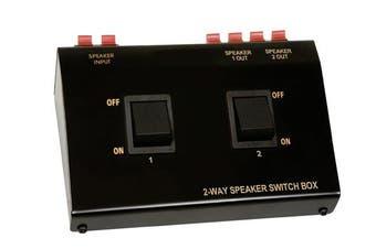 Studio Acoustics SA102SW 2-Way Speaker Selector Switch Box