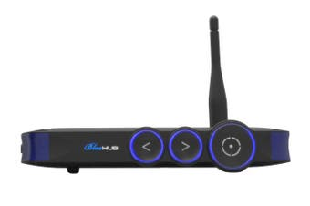 SABH1 STUDIO ACOUSTICS Bluehub Bluetooth Receiver 2X 50W Speaker Output With Aux  Easy Connect Terminals  BLUEHUB BLUETOOTH RECEIVER
