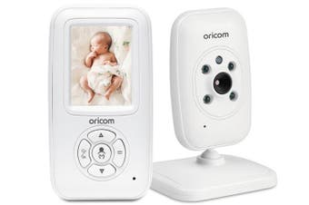 "Oricom Secure SC715 2.4"" Digital Video Baby Monitor"