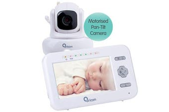 Oricom Secure SC850 4.3″ Digital Video Baby Monitor with Pan-Tilt Camera