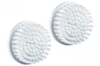 Braun SE80 Silk Epil Face 2 Refills for Facial Cleansing Brush