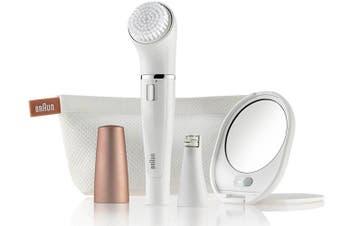 Braun Face 831 Facial Epilator & Cleansing Brush Set SE Beauty