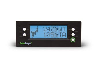 ScanGauge E Vehicle Fuel Gauge OBD2 Auto Scan Tool Trip Monitor