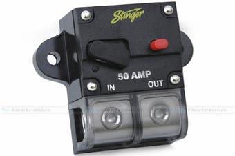 Stinger SGP90501 50 Amp Circuit Breaker