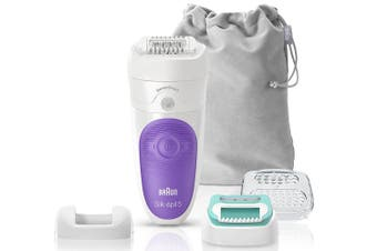 Braun Silk-épil SensoSmart Wet & Dry Epilator