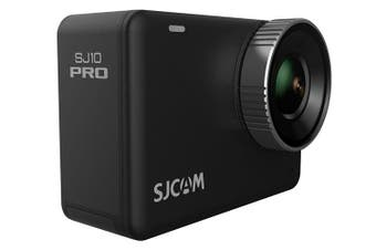 SJCAM SJ10 PRO 4K 60 FPS Live Streaming Action Video Camera Black