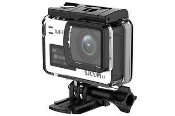 Original SJCAM SJ8 Pro 4K 60fps Two-screen Touch WiFi Sport Video Camera - White