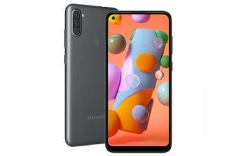"Samsung Galaxy A11 32GB BLACK Unlocked 6.4"" Screen Size Smart Phone"