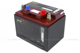 Stinger SPP1300C 1300 AMP SPP Dry Cell Battery w/ Steel Case
