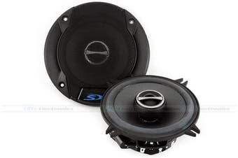 "Alpine SPS-510-G 5.25"" 2-Way Type-S Coaxial Speakers"
