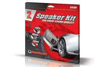 Ballistic SSSK Speaker Kit 2 Panels Sound Vibration Dampening