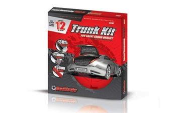 Ballistic SSTKT Trunk Kit 12 Panels Sound Vibration Dampening