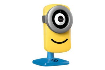 Stuart Cam Minion Despicable Me 720P HD WiFi Security Camera