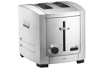 Sunbeam Cafe Series 2 Slice Toaster Stainless Steel TA9200