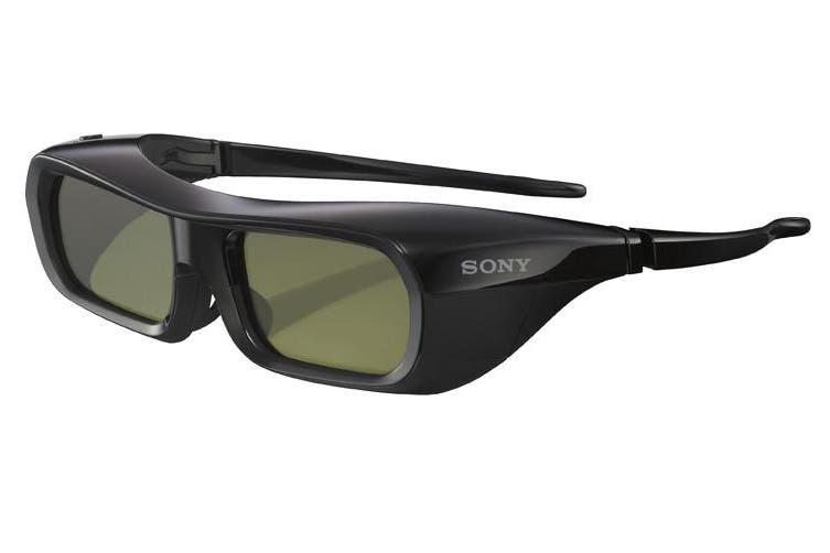 Sony Tdg-Pj1 Stereoscopic 3D Glasses Black