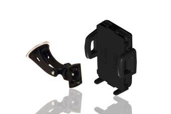 Strike Universal Cradle w/ Windscreen Mount Car Mobile Phone Holder