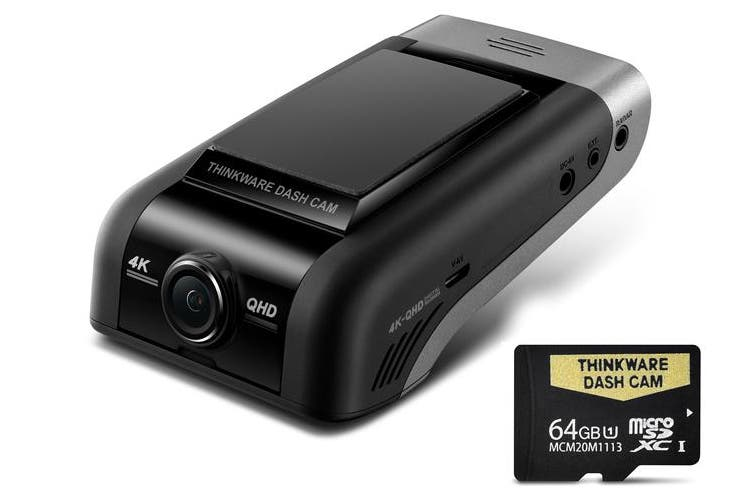Thinkware U1000 64GB True 4K Ultra HD UHD 2160P Front Dash Cam U4K64