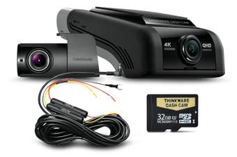 Thinkware U1000 32GB 4K 2160P Front & 2K 1440P Rear Dash Cam U4KD32