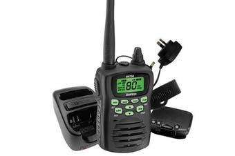 Uniden Uh750 Nb  5 Watt Uhf 80 Channel Radio Handheld