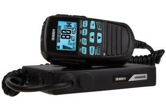 Uniden UH8080S 80CH 5W UHF CB Mobile & Bearcat Scanner Radio