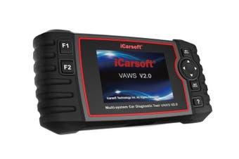 iCarsoft VAW V2.0 VW Audi Skoda Seat OBD2 Diagnostic Code Scanner