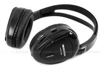 SoundStream VHP12 Swivel Ear Pad Single Channel IR Wireless Headphone VHP12 Swivel Ear Pad Single Channel IR Wireless Headphone