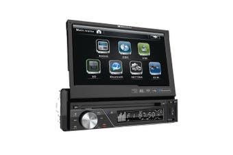 "Soundstream VIR7830B In-Dash DVD CD Bluetooth 7"" Flip-Up Screen"