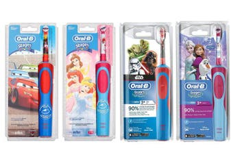Oral-B Stages Power Frozen Electric Toothbrush - Soft