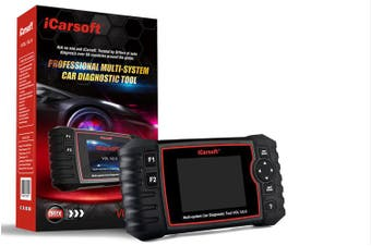iCarsoft VOL V2.0 Volvo / Saab OBD2 Diagnostic Code Scan Tool