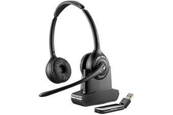 Plantronics Savi W420-M Wireless Headset - Microsoft  Lync
