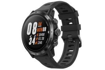 Coros Apex Pro Premium Multisport GPS Watch 46mm Black WAPXP-BLK