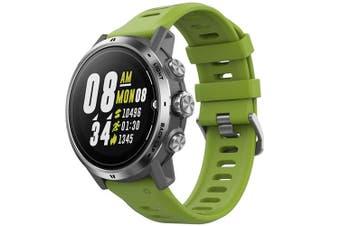 Coros Apex Pro Premium Multisport GPS Watch 46mm Silver WAPXP-SVR